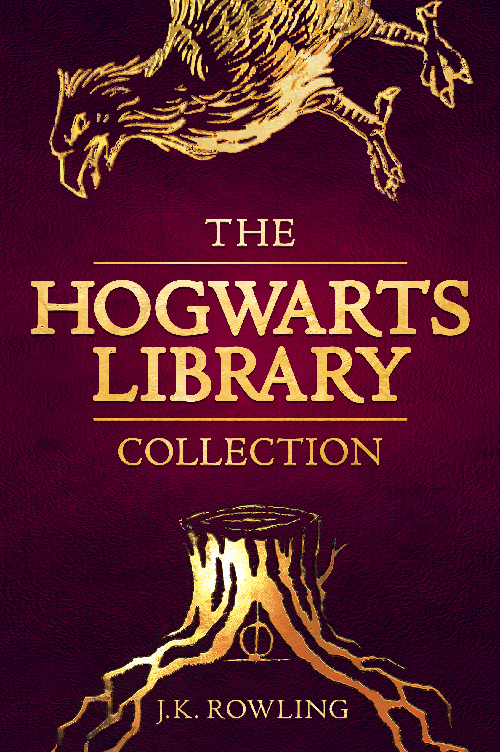 The Hogwarts Library Collec...
