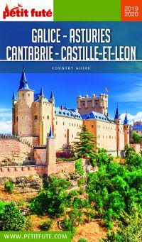 Image de couverture (GALICE - ASTURIES - CANTABRIE - CASTILLE-ET-LEON 2019/2020 Petit Futé)
