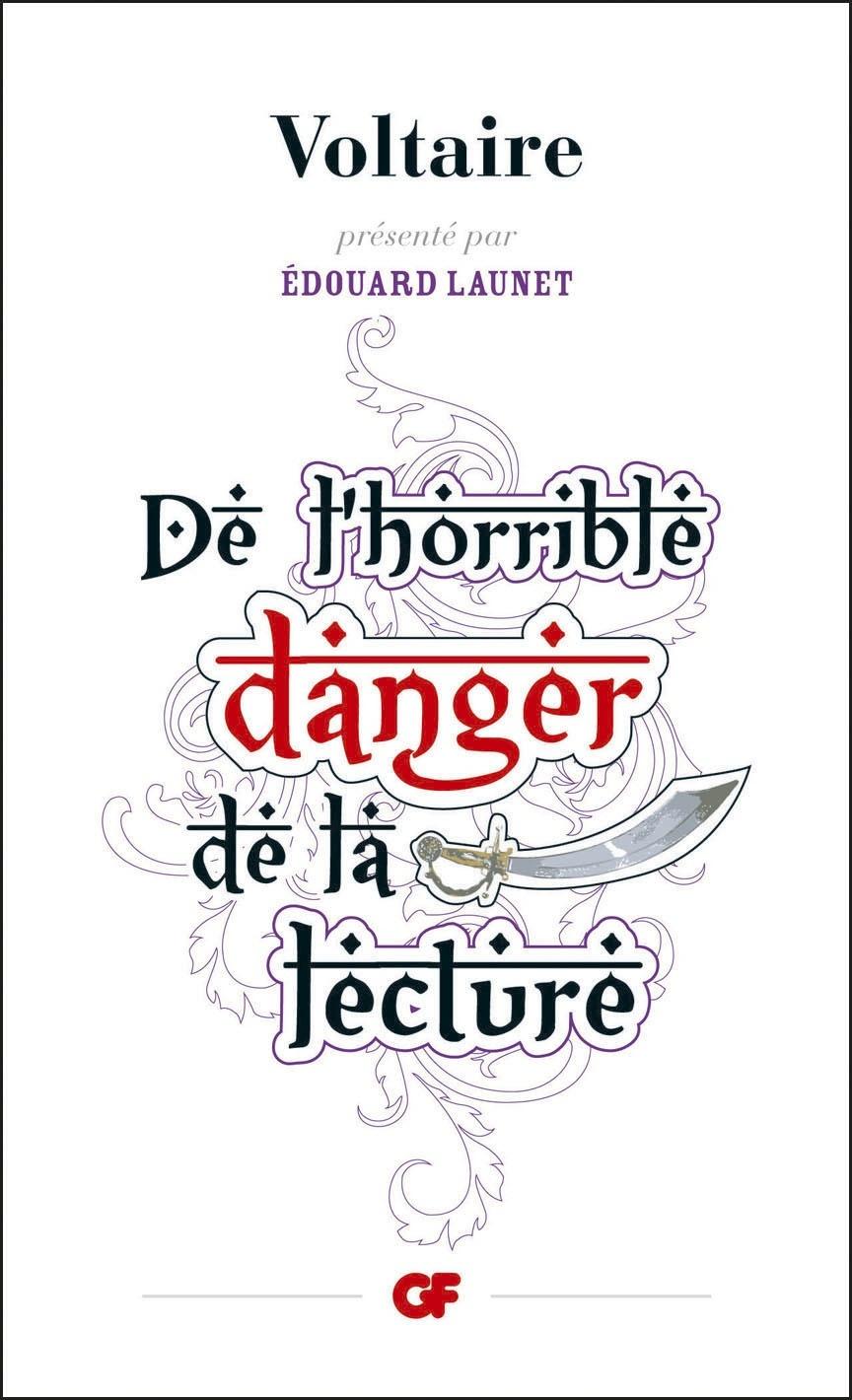 De l'horrible danger de la lecture