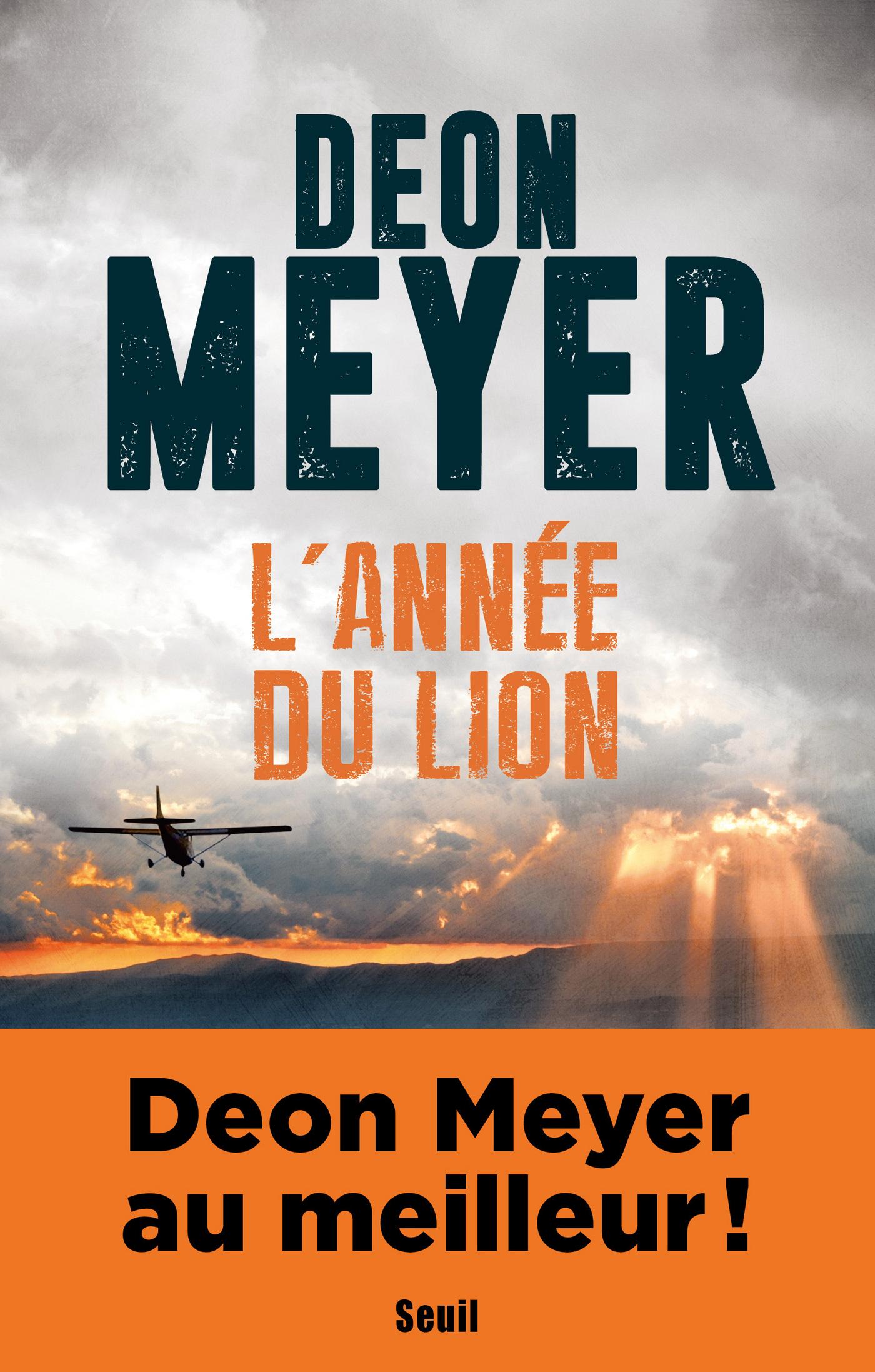 L'Année du lion | Meyer, Deon