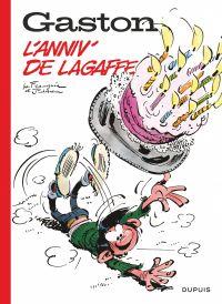 Gaston hors-série 60 ans - L'anniv' de Lagaffe | Franquin, André (1924-1997). Auteur