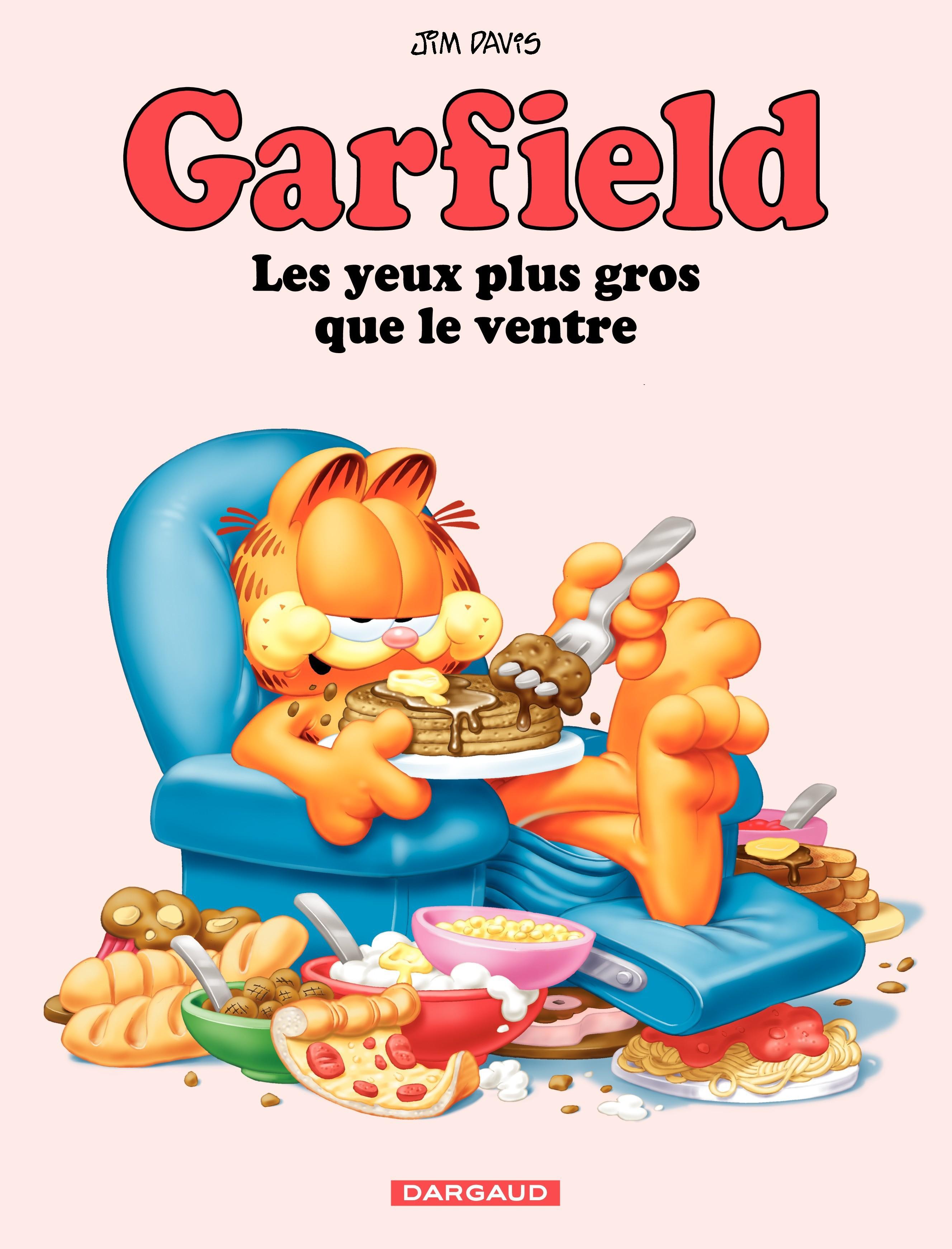 Garfield - tome 3 – Les Yeux plus gros que le ventre