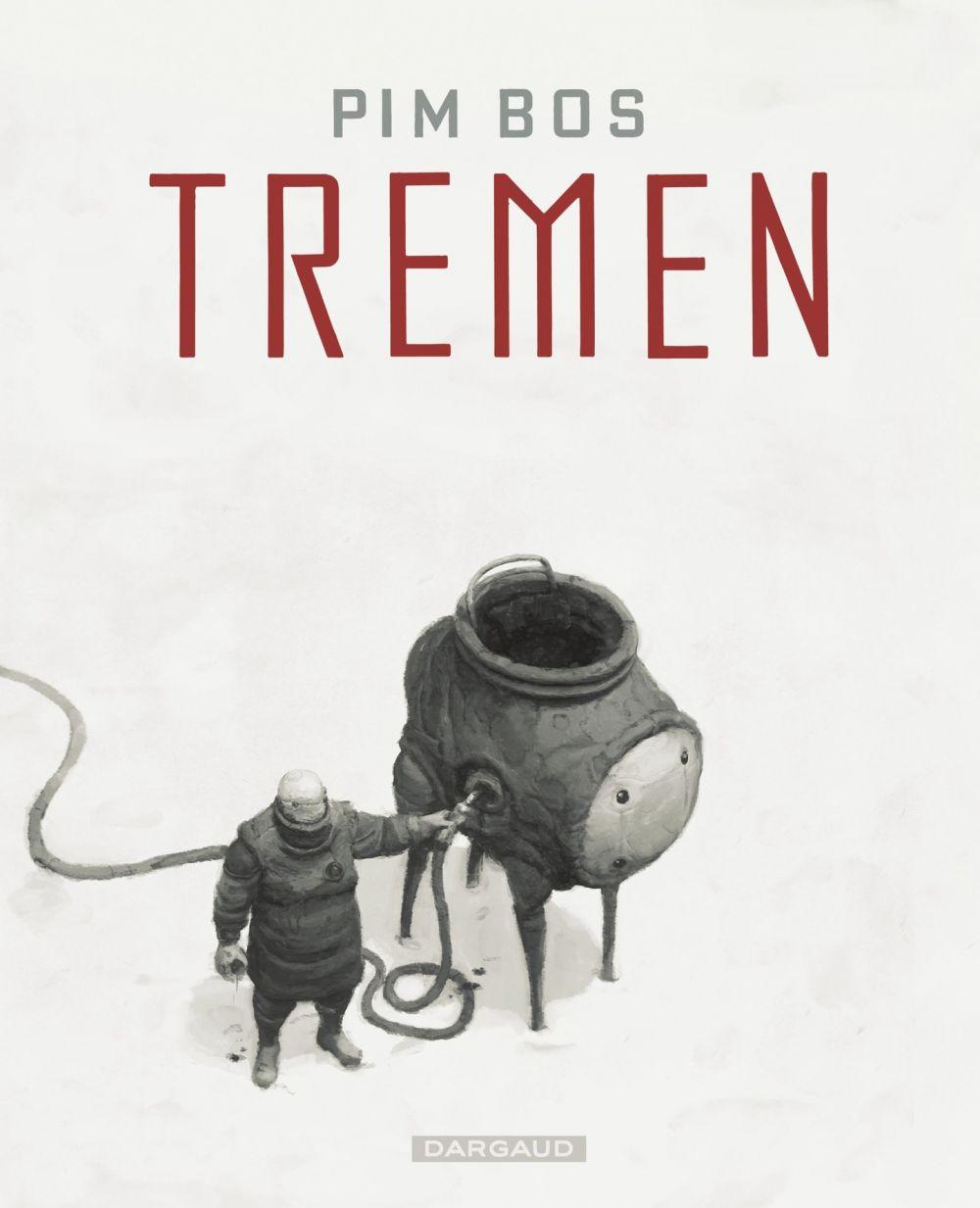 Tremen | Bos, Pim (1990-....). Auteur
