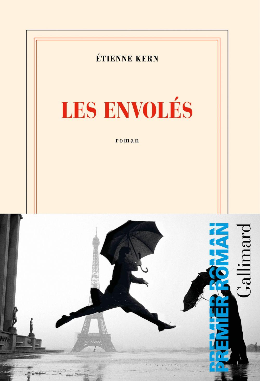 Les envolés   Kern, Étienne. Auteur