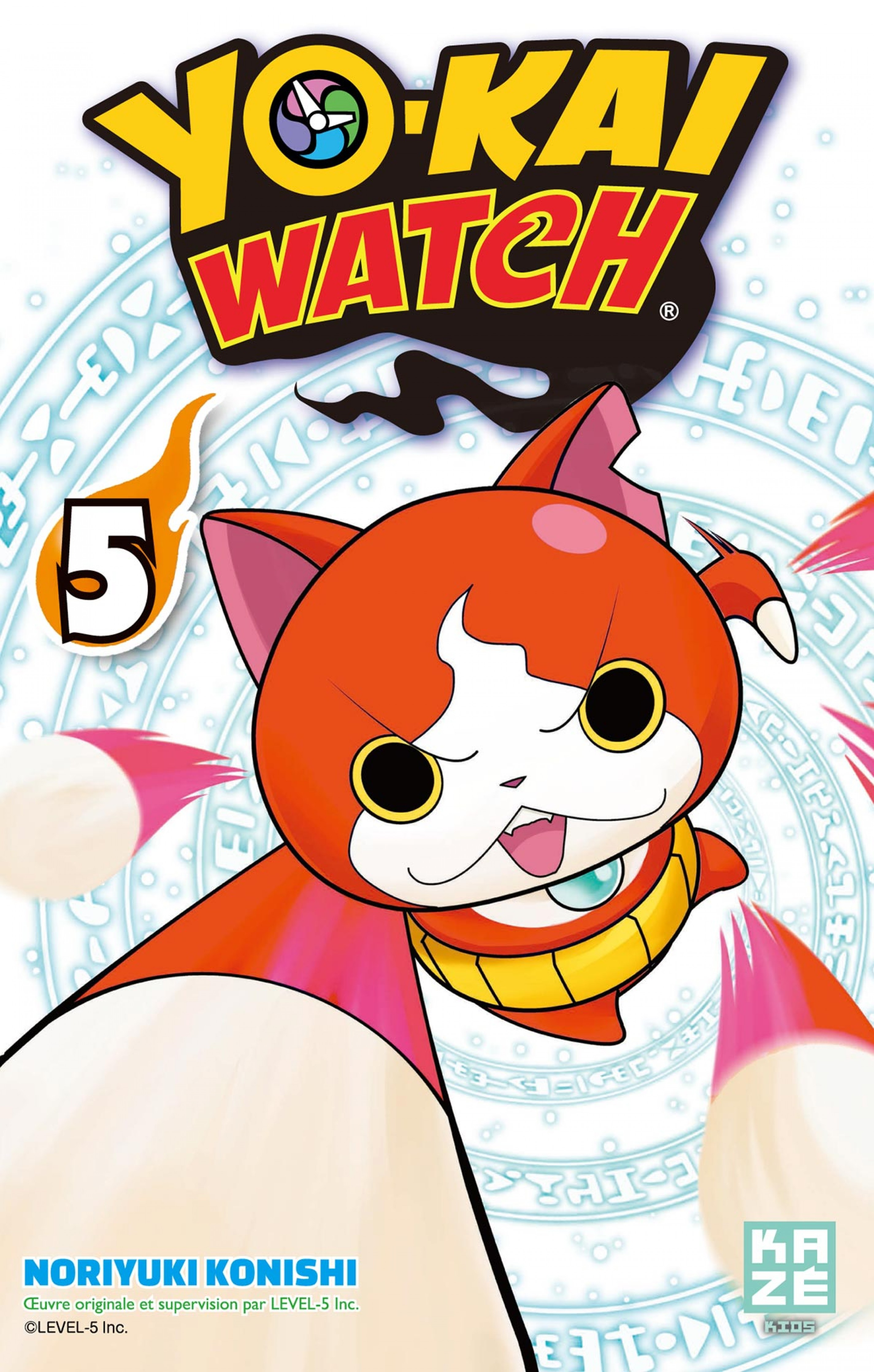 Yo-Kai Watch - Tome 5 - tome 5