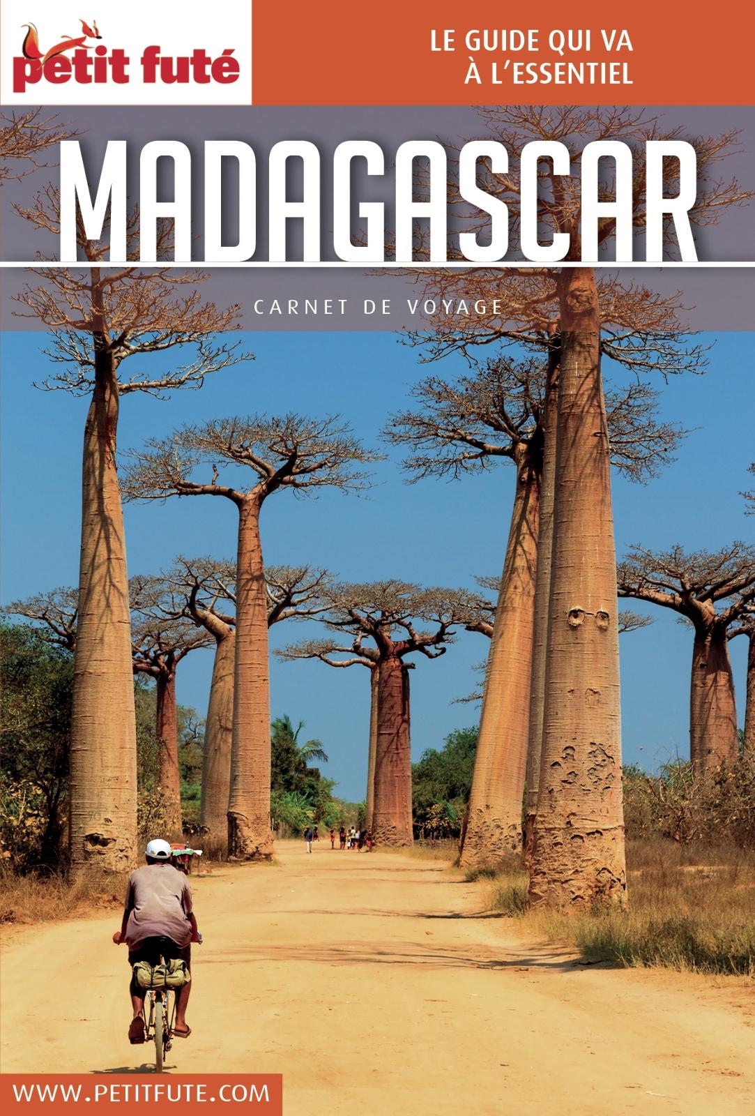 MADAGASCAR 2016/2017 Carnet Petit Fut?