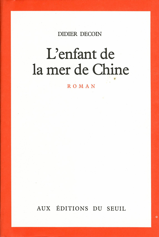 L'Enfant de la mer de Chine