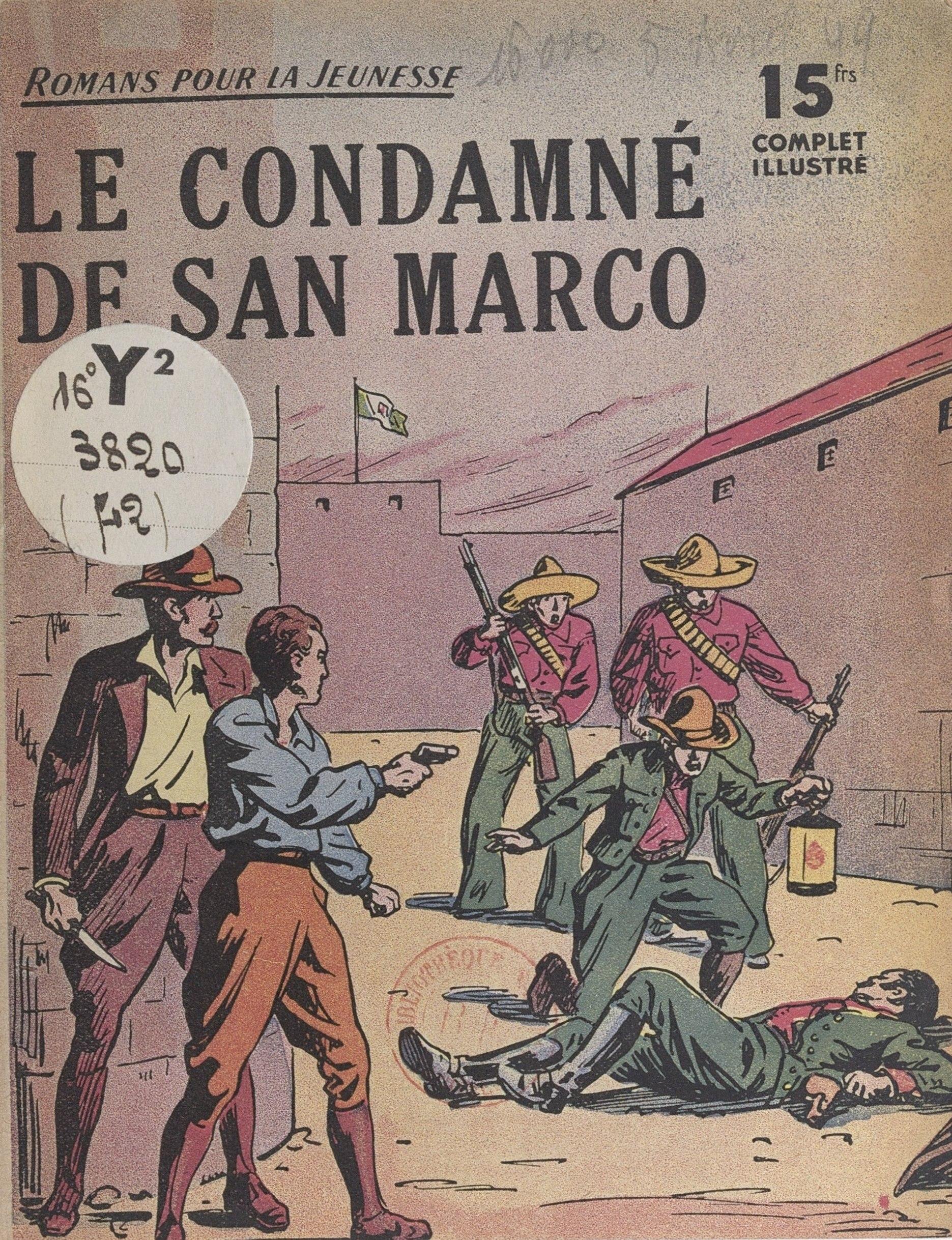 Le condamné de San Marco
