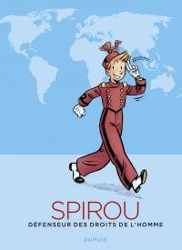 Image de couverture (Spirou, défenseur des droits de l'homme)