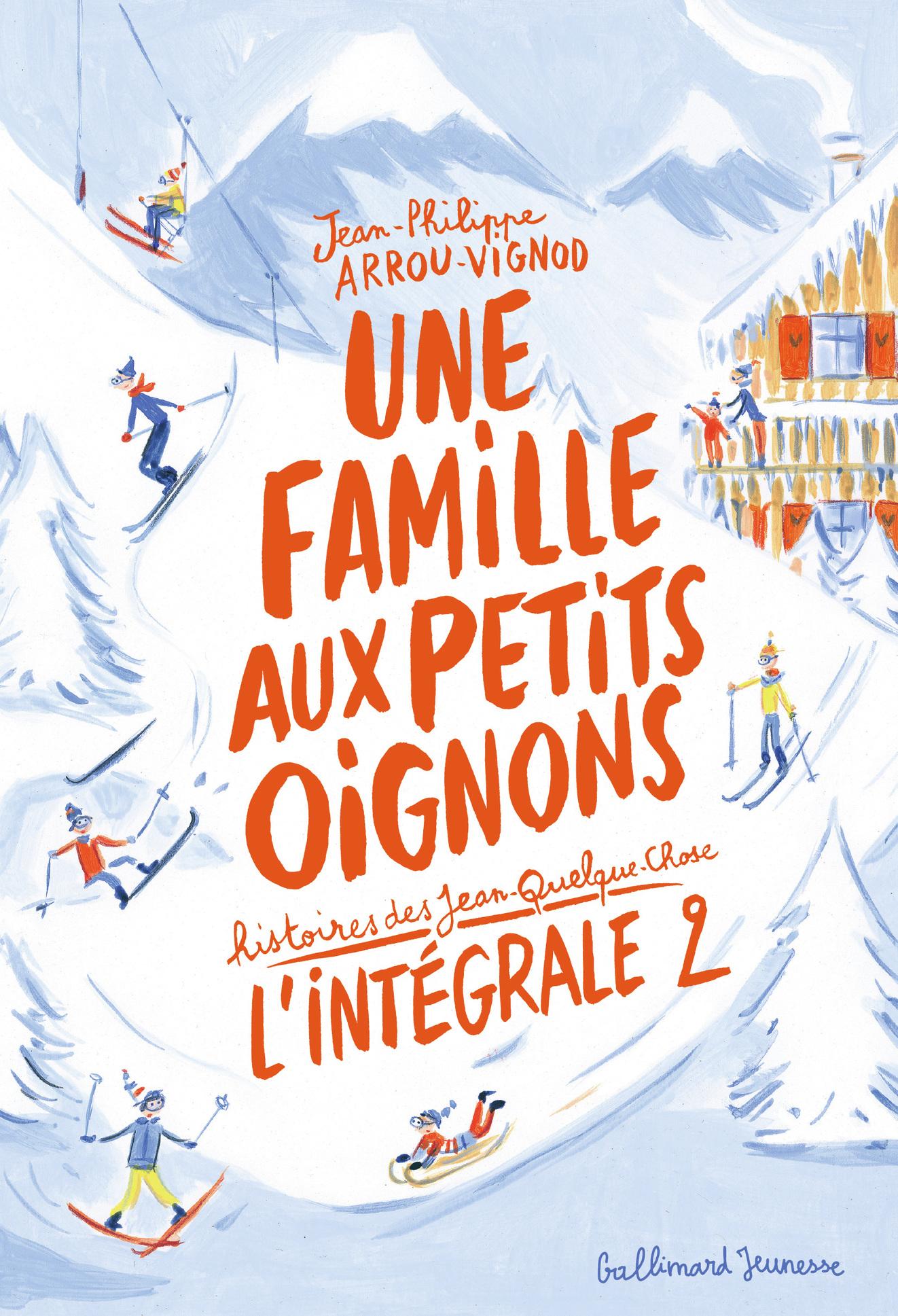 Une famille aux petits oignons - L'Intégrale 2 (Tomes 4 à 6) |