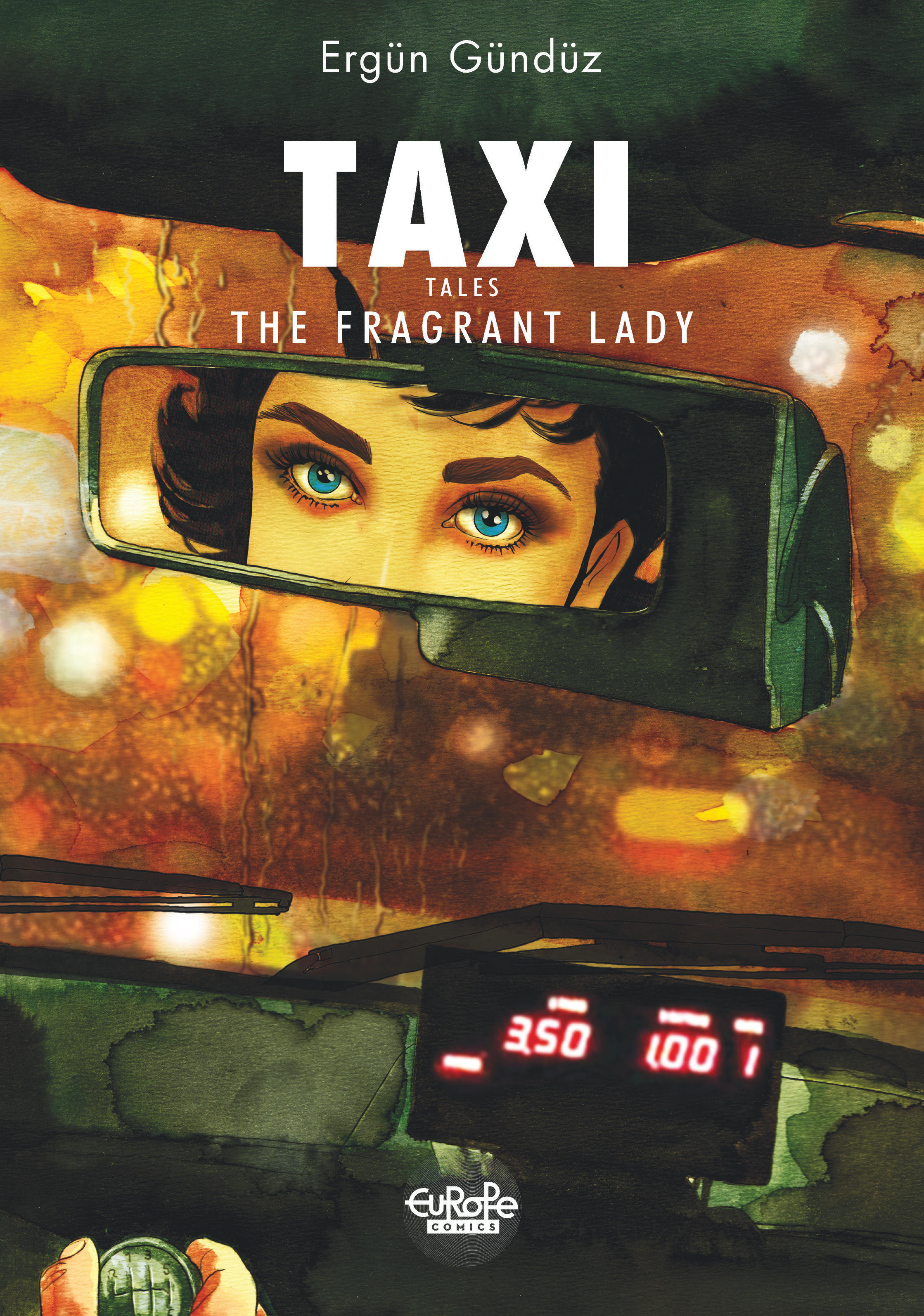 Taxi Tales 1. The Fragrant ...