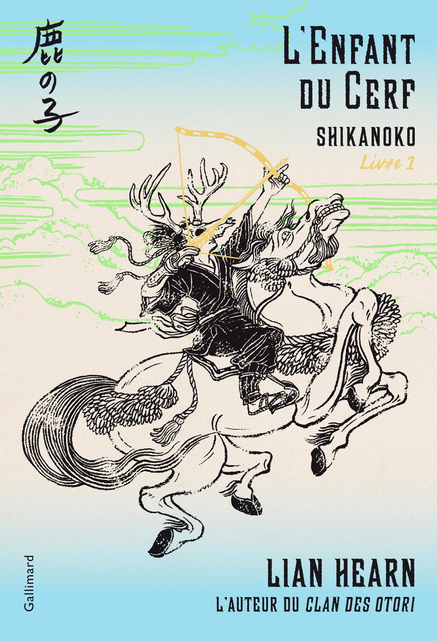 Shikanoko (Livre 1) - L'Enfant du Cerf | Hearn, Lian