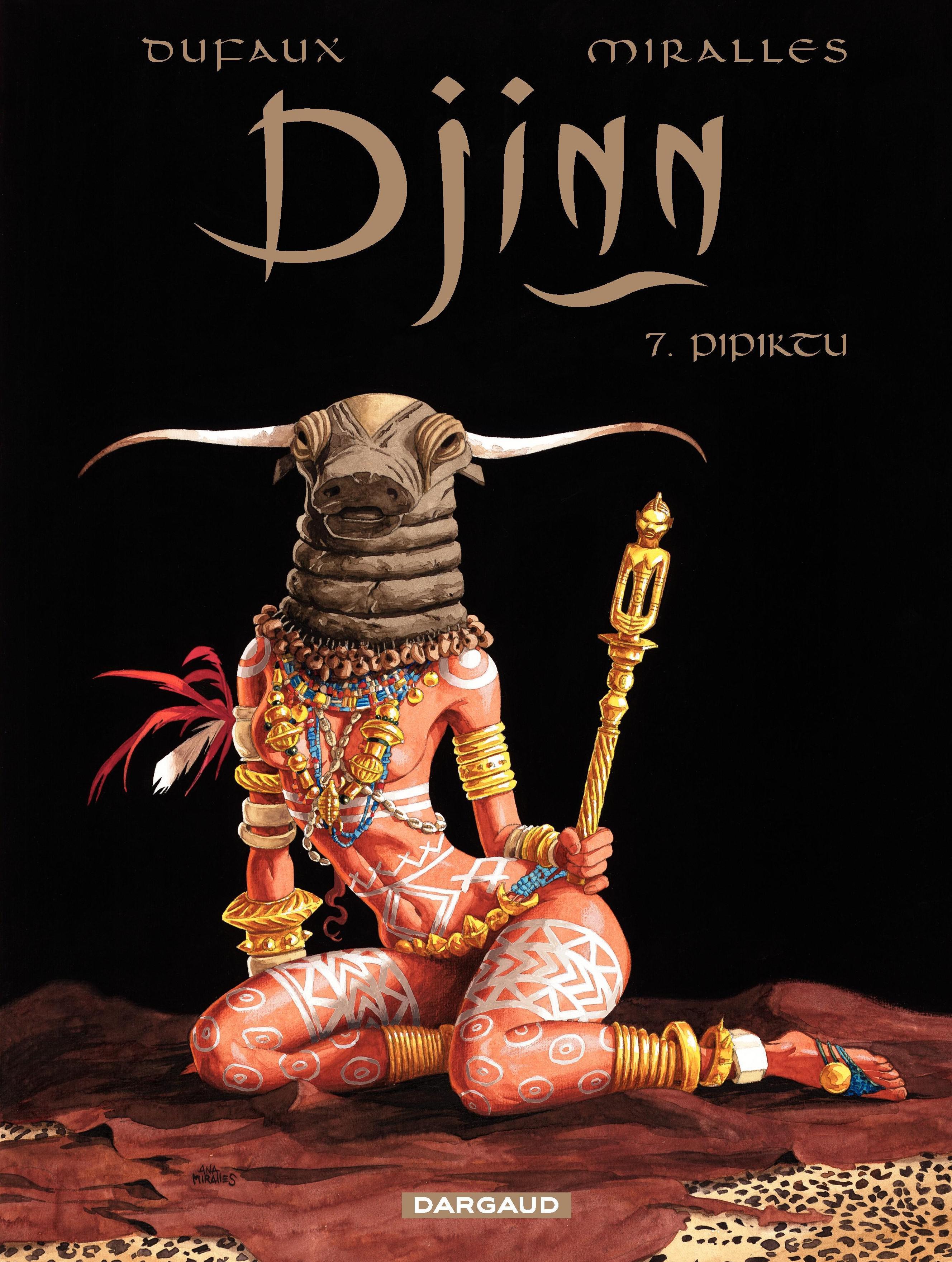 Djinn - Tome 7 - Pipiktu