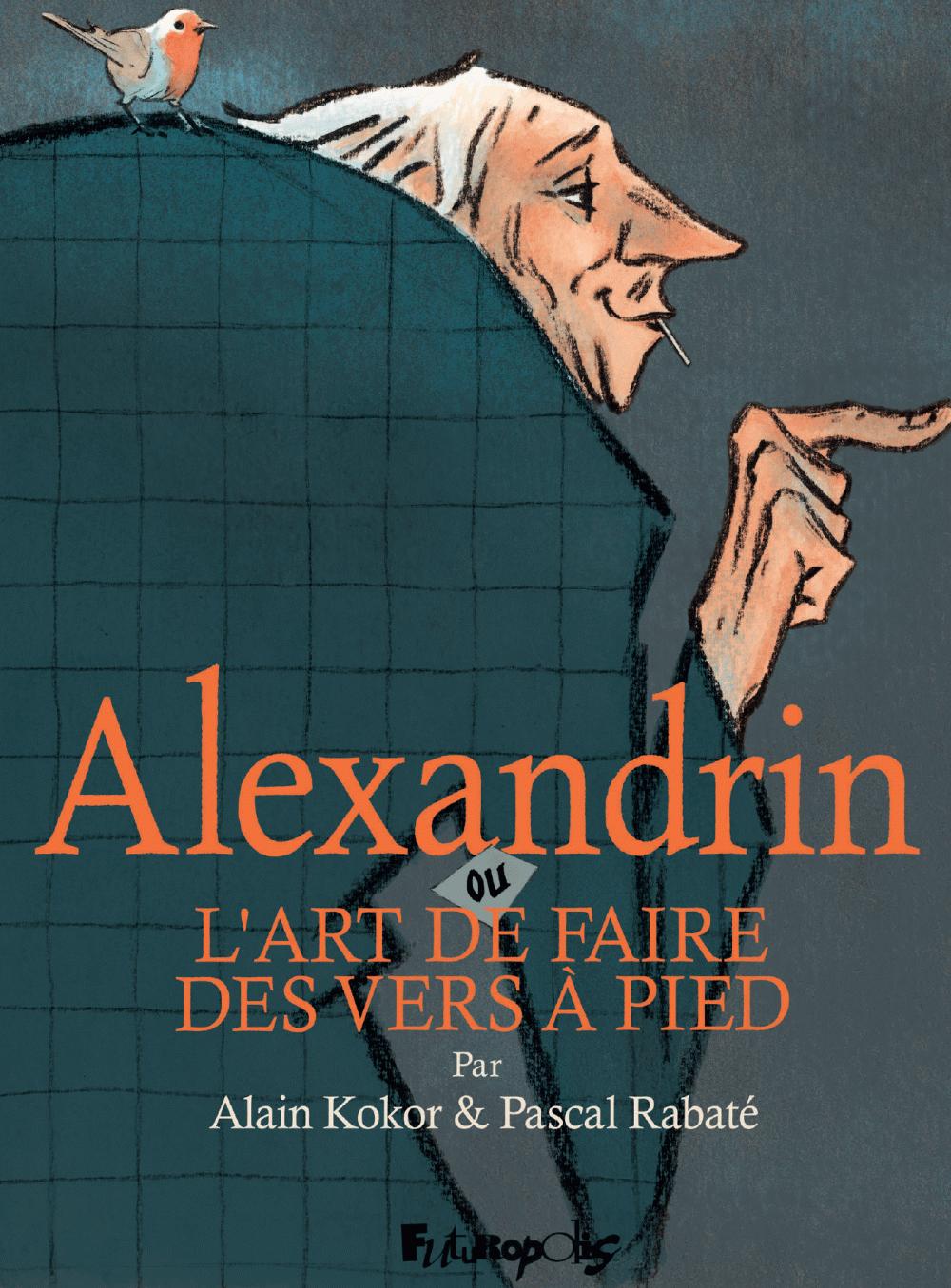 Alexandrin ou L'art de faire des vers à pied | Rabaté, Pascal