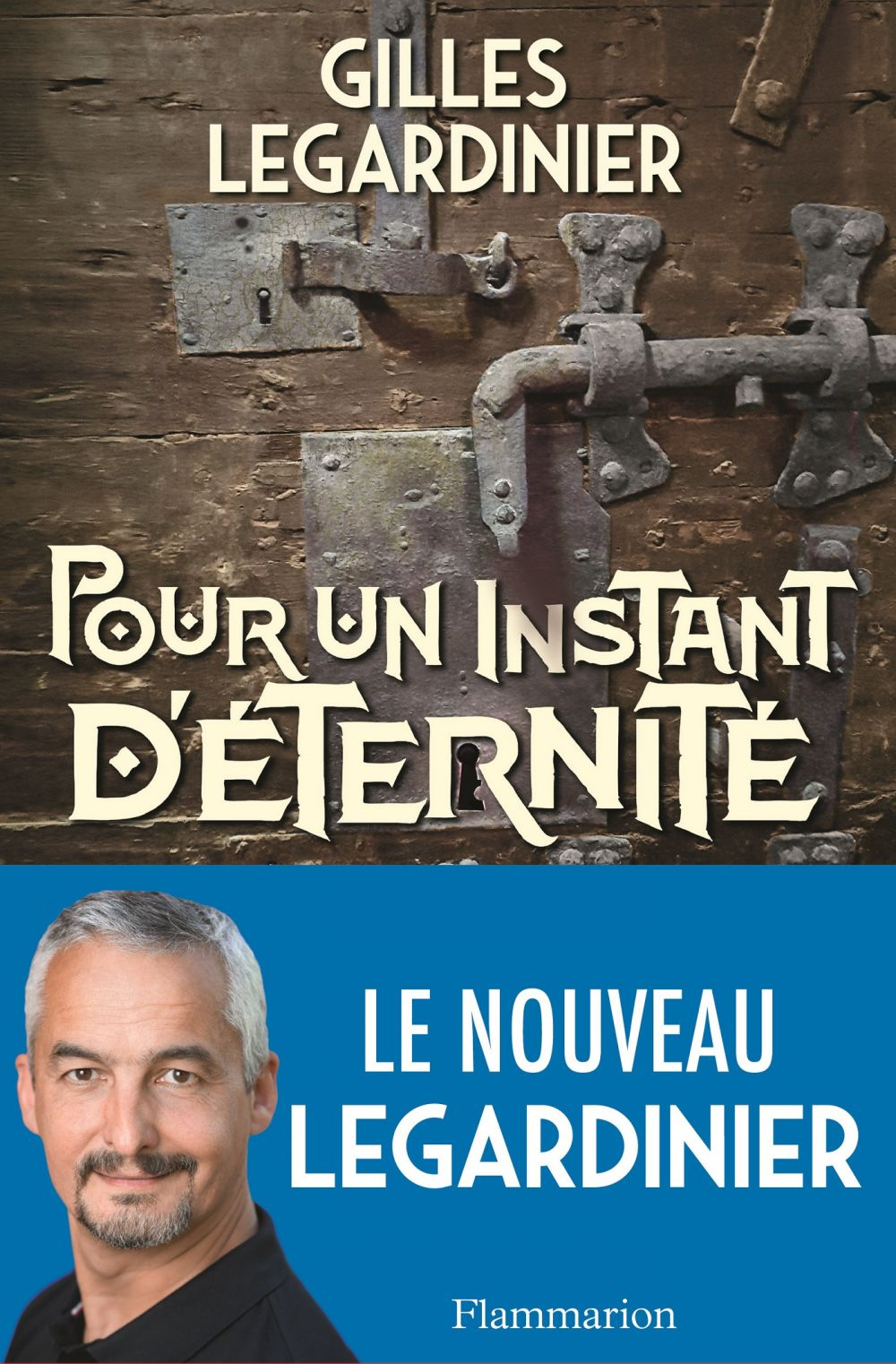 Pour un instant d'éternité | Legardinier, Gilles. Auteur