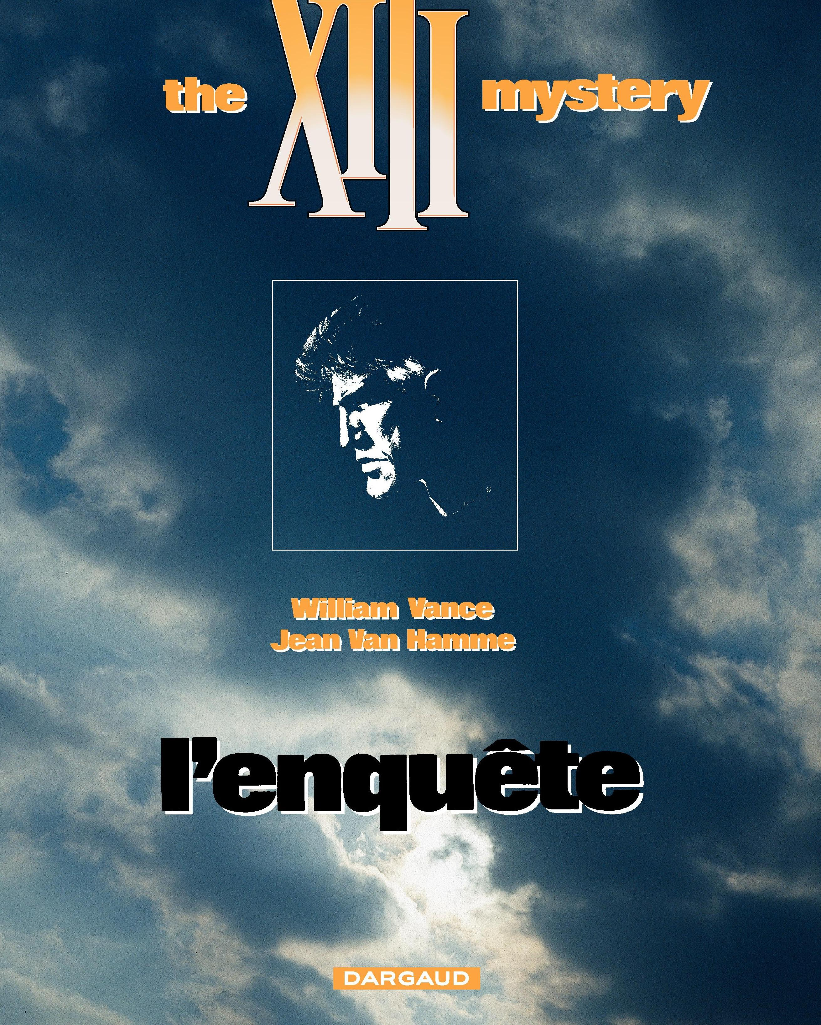 XIII - tome 13 - The XIII mystery : L'enquête