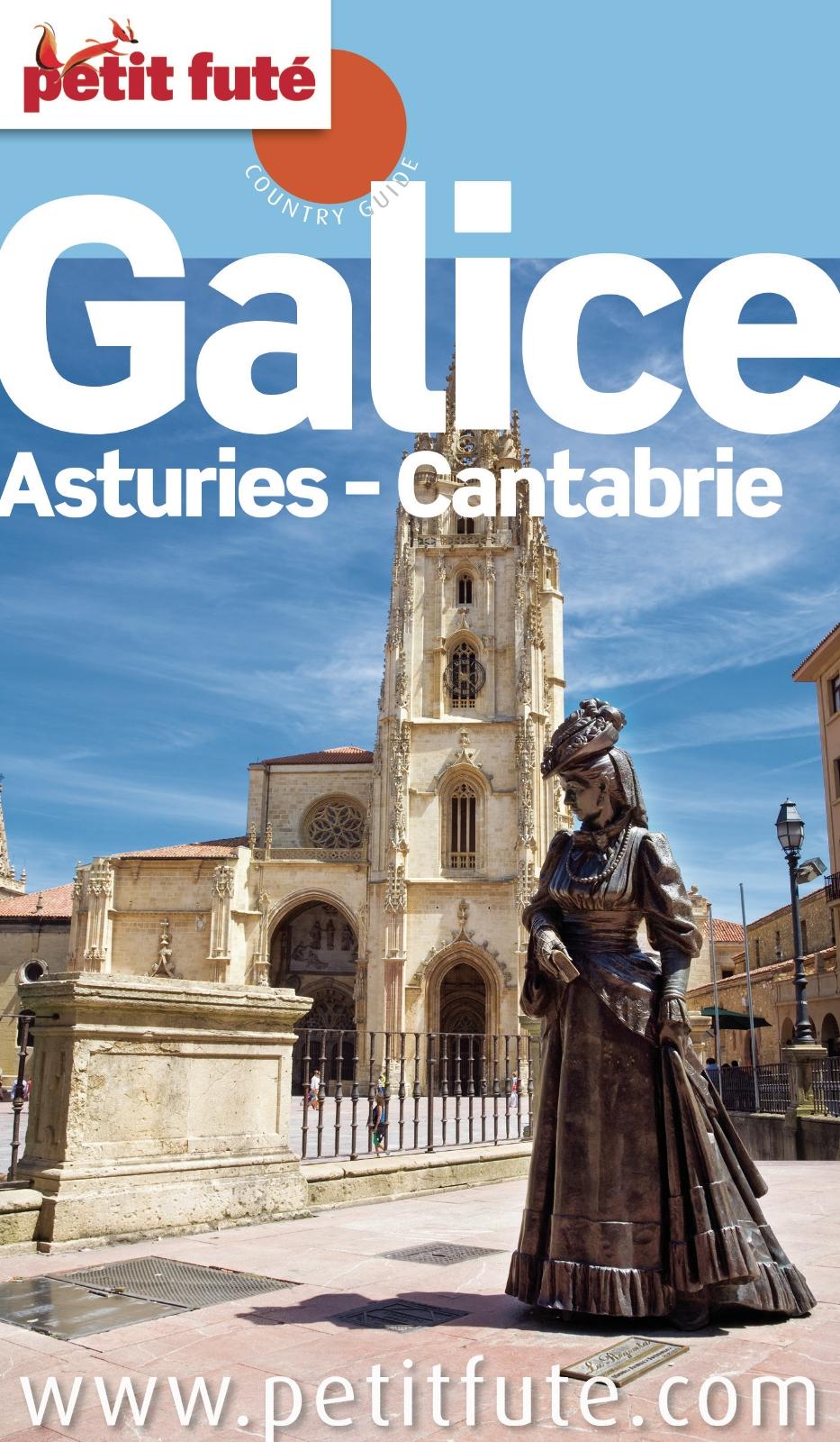 Galice / Asturies 2014 Petit Futé
