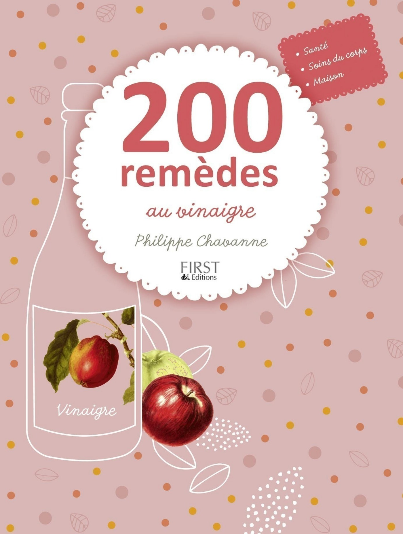 200 remèdes au vinaigre