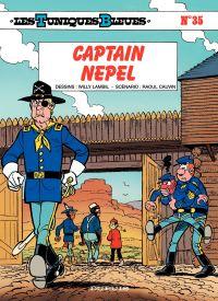 Image de couverture (Les Tuniques Bleues - Tome 35 - CAPTAIN NEPEL)