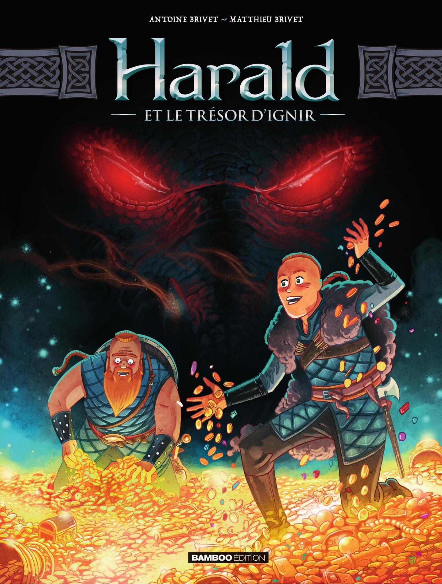 Harald et le Trésor d'Ignir