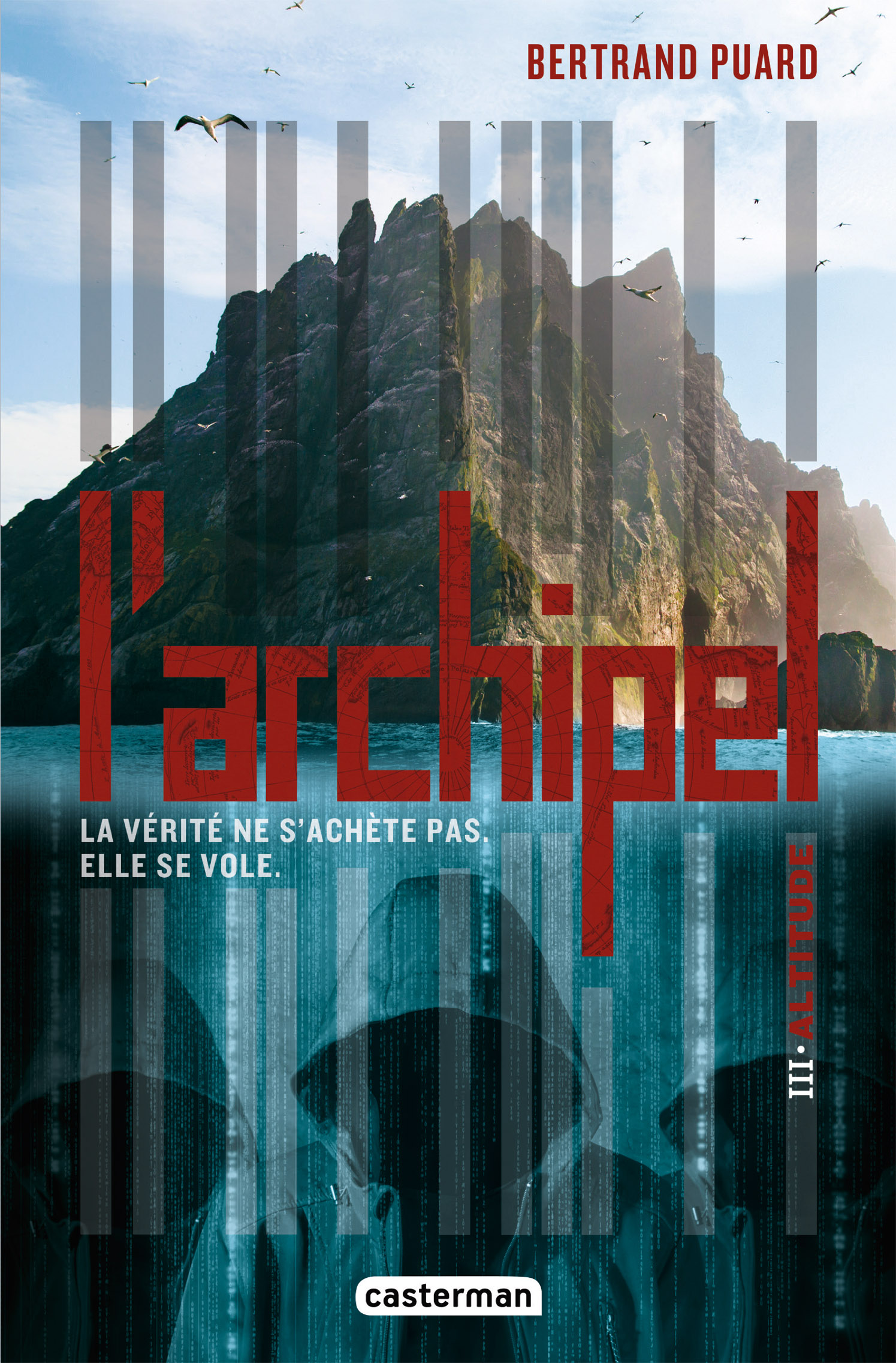 L'archipel (Tome 3)  - Altitude | Puard, Bertrand