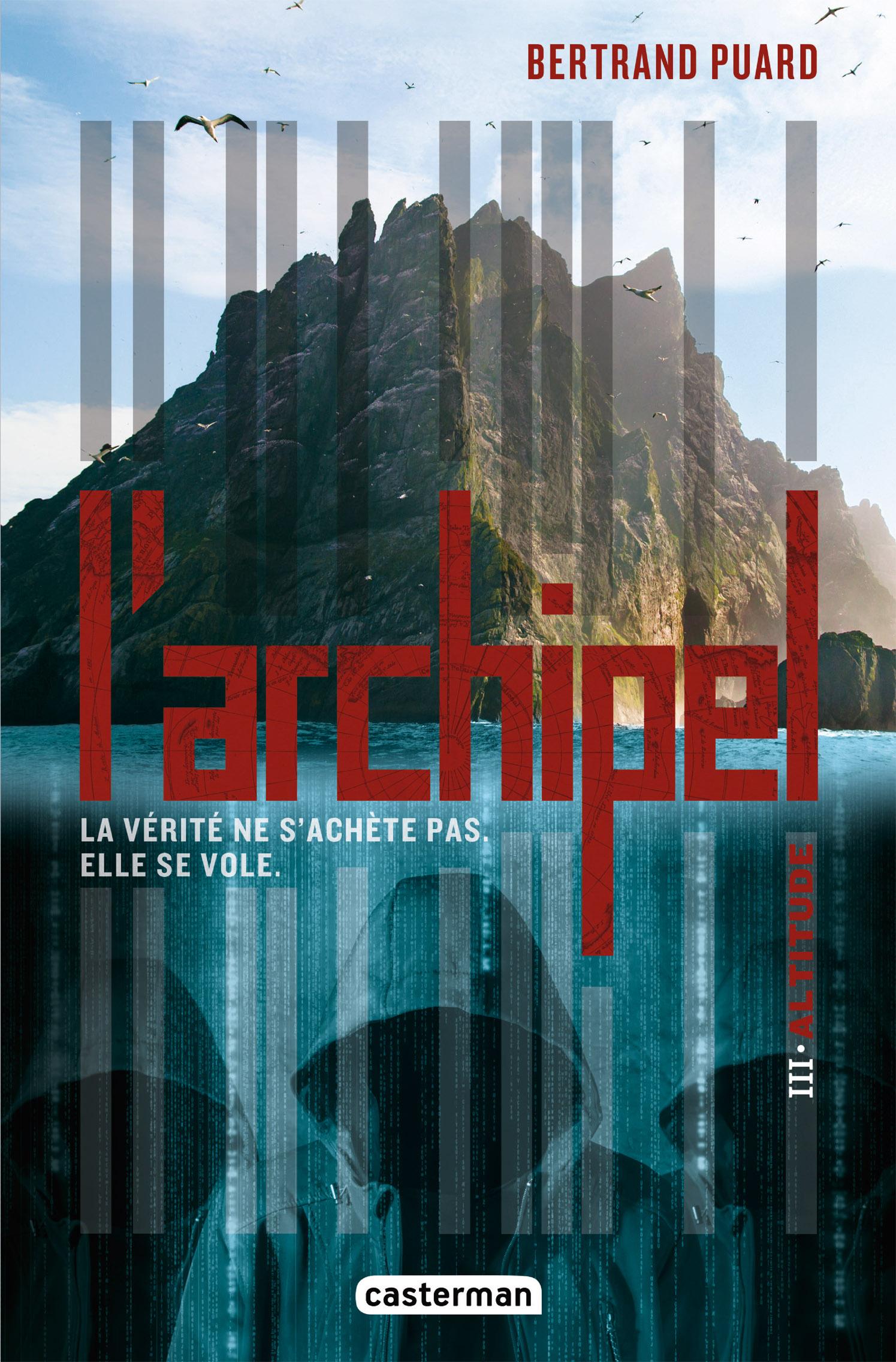 L'archipel (Tome 3)  - Altitude   Puard, Bertrand