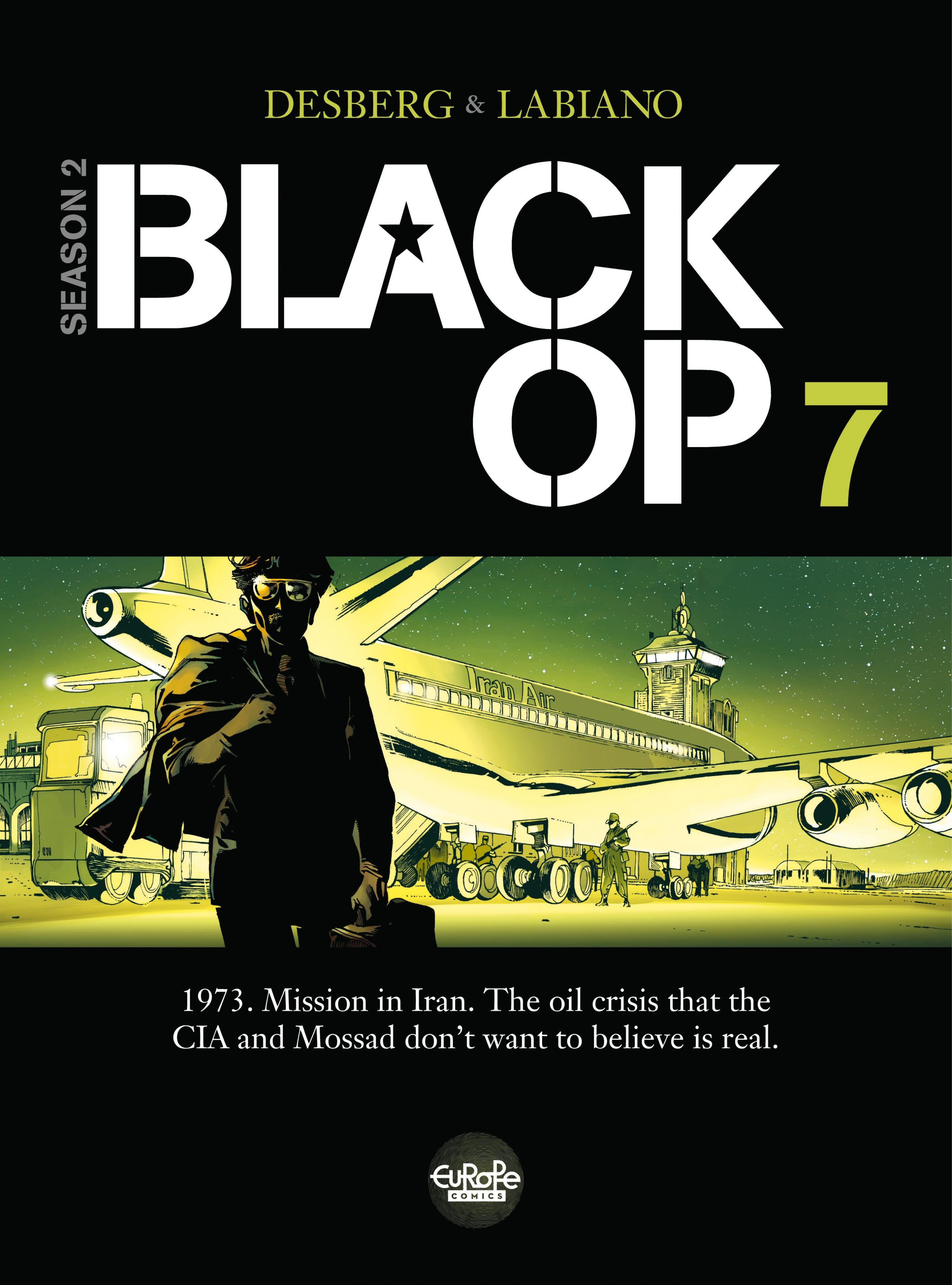 Black Op - Season 2 - Volume 7