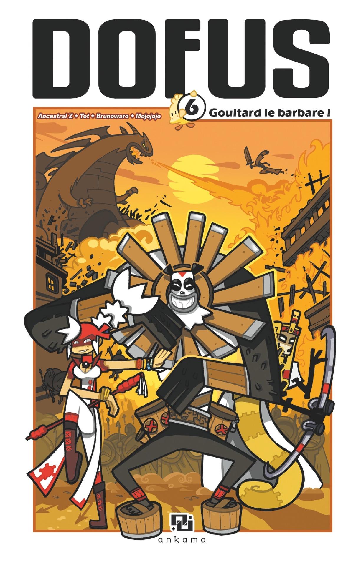 Dofus Manga - Tome 6