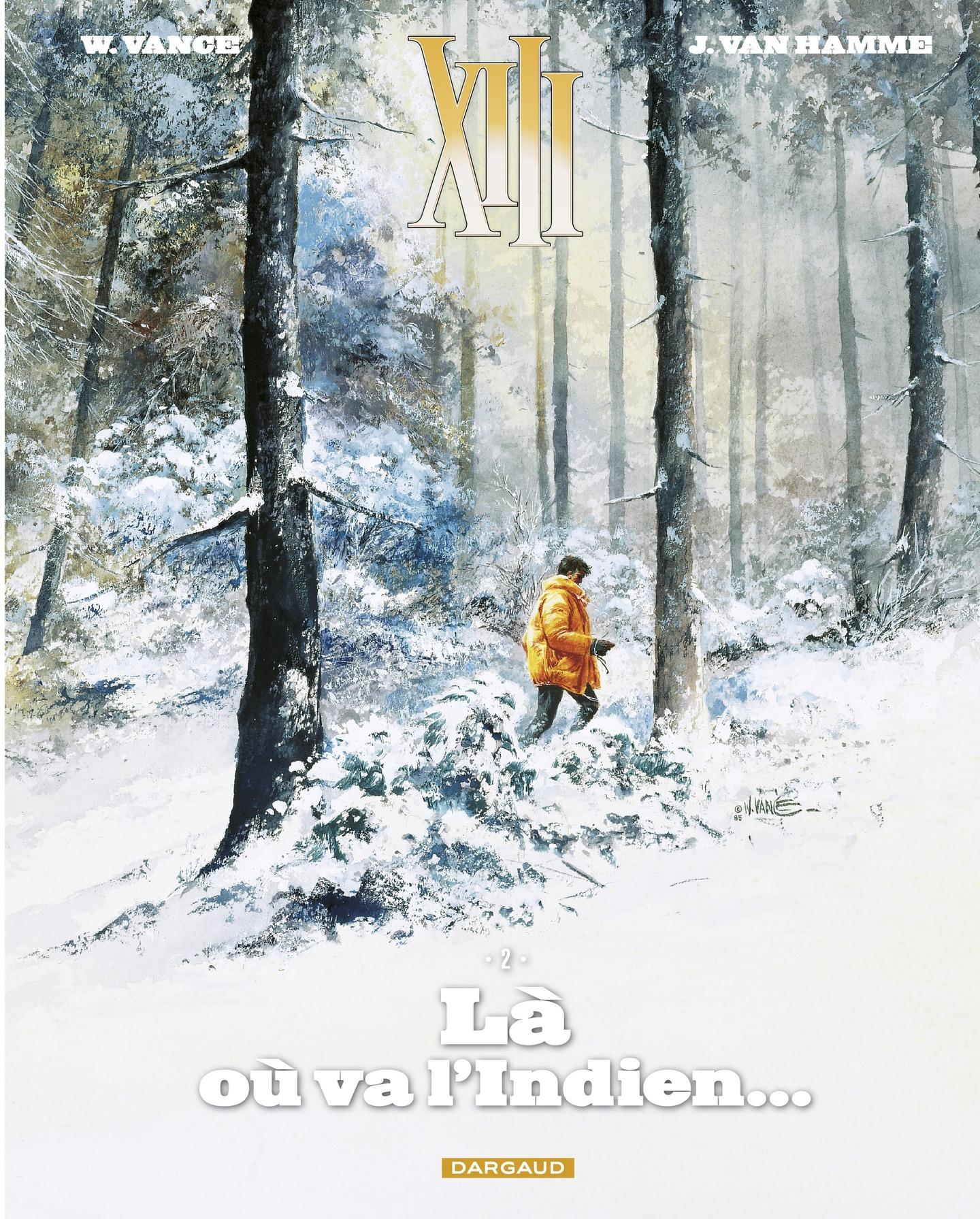 XIII  - tome 2 - Là où va l...