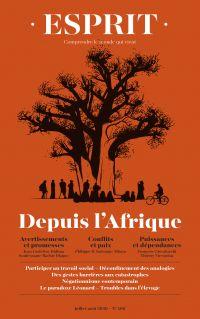 Esprit - Depuis l'Afrique