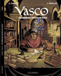 Vasco - Tome 0 - Les Mémoir...