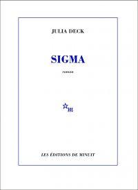 Sigma | Deck, Julia (1974-....). Auteur