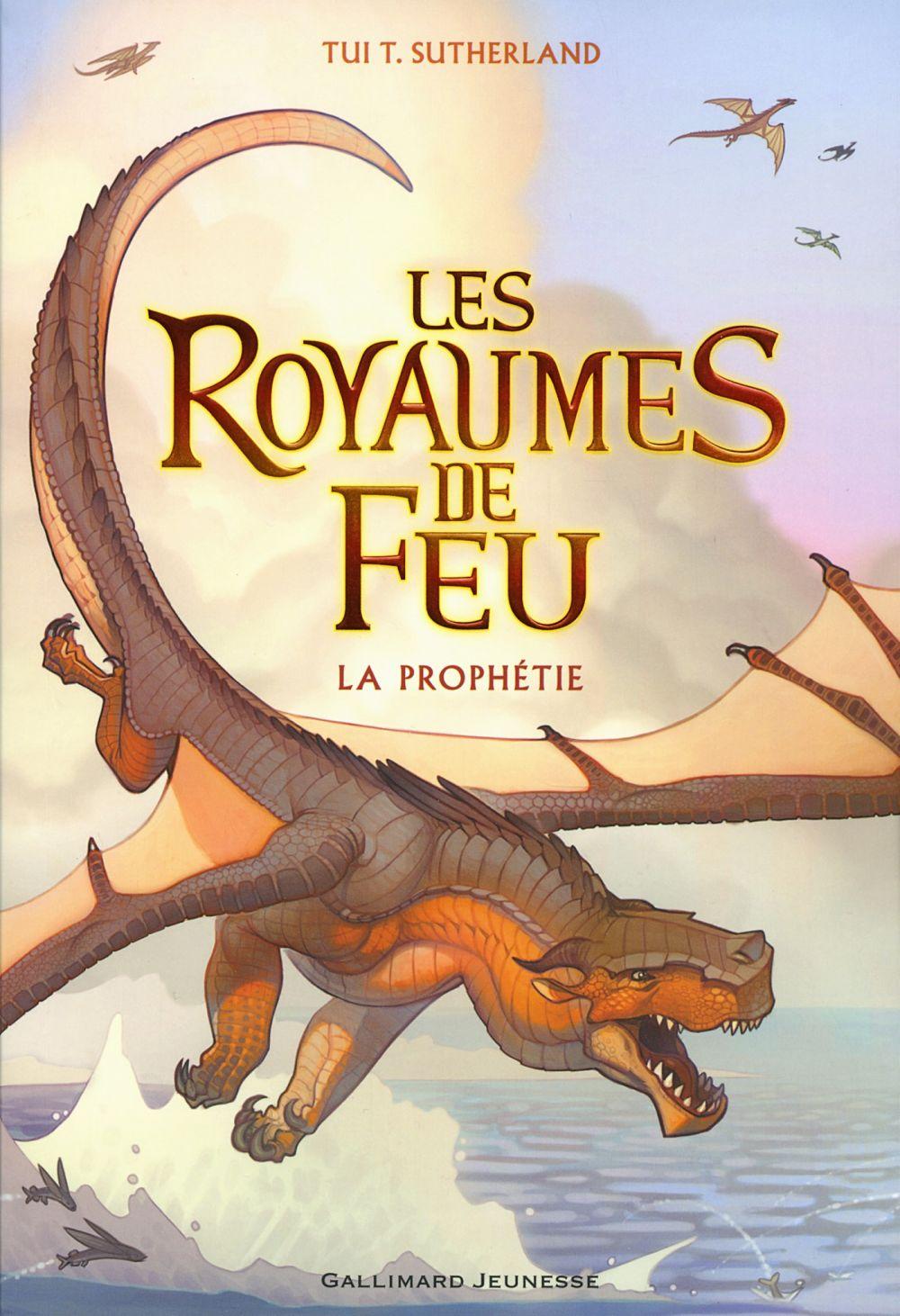 Les Royaumes de Feu (Tome 1) - La Prophétie |