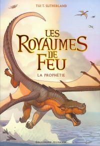 Les Royaumes de Feu (Tome 1) - La Prophétie | Sutherland, Tui T.. Auteur