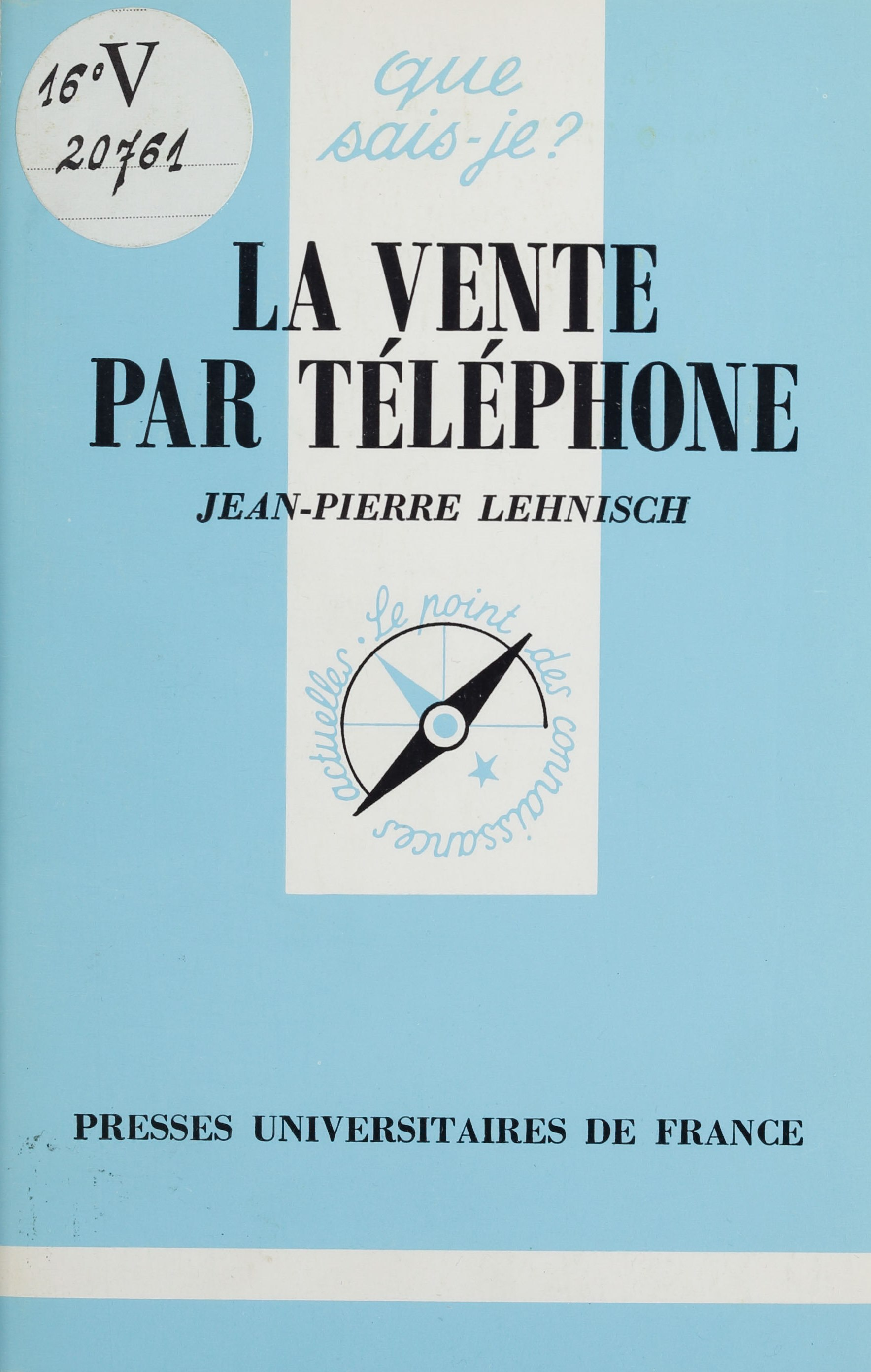La Vente par téléphone