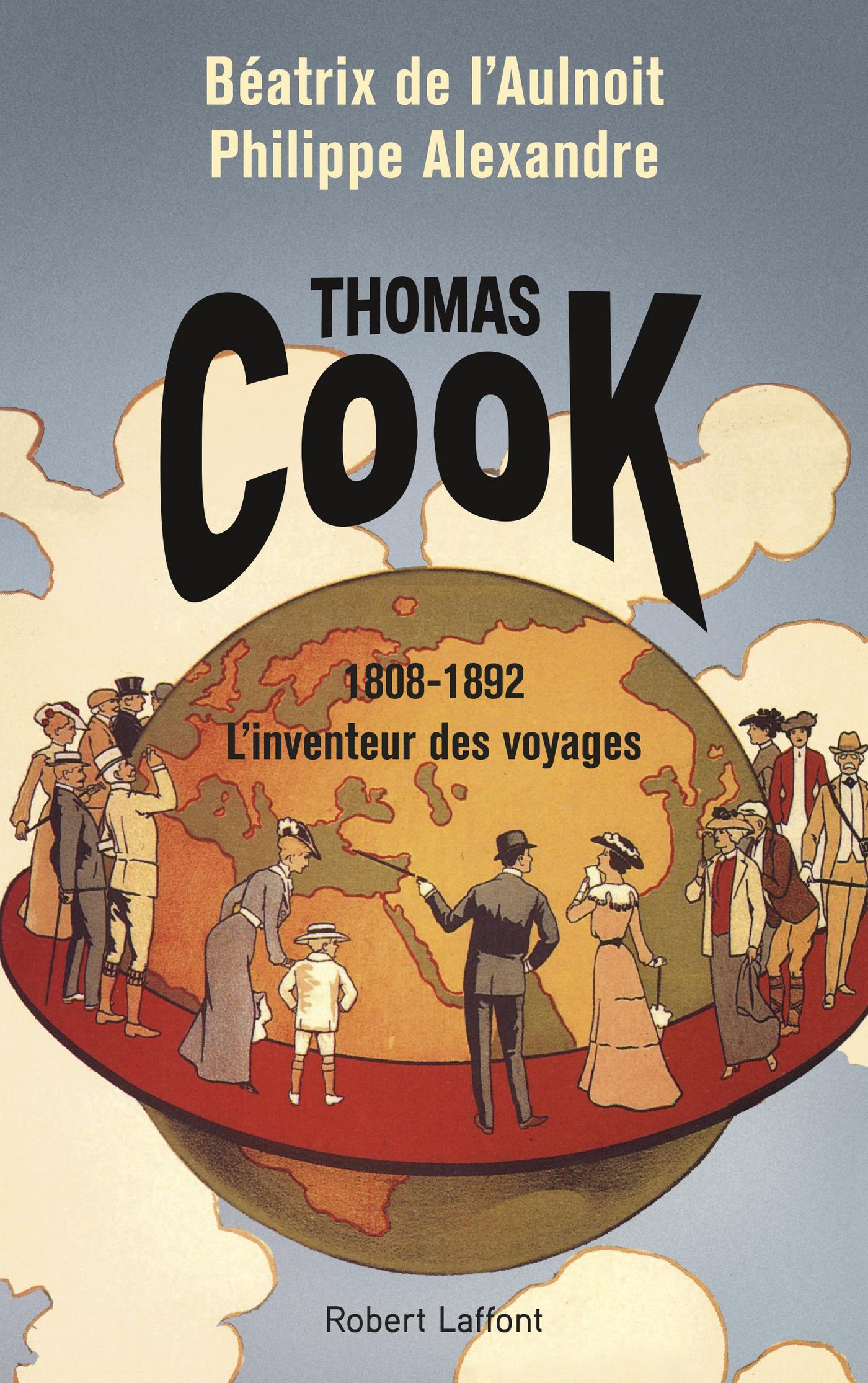 Thomas Cook   L'AULNOIT, Béatrix De