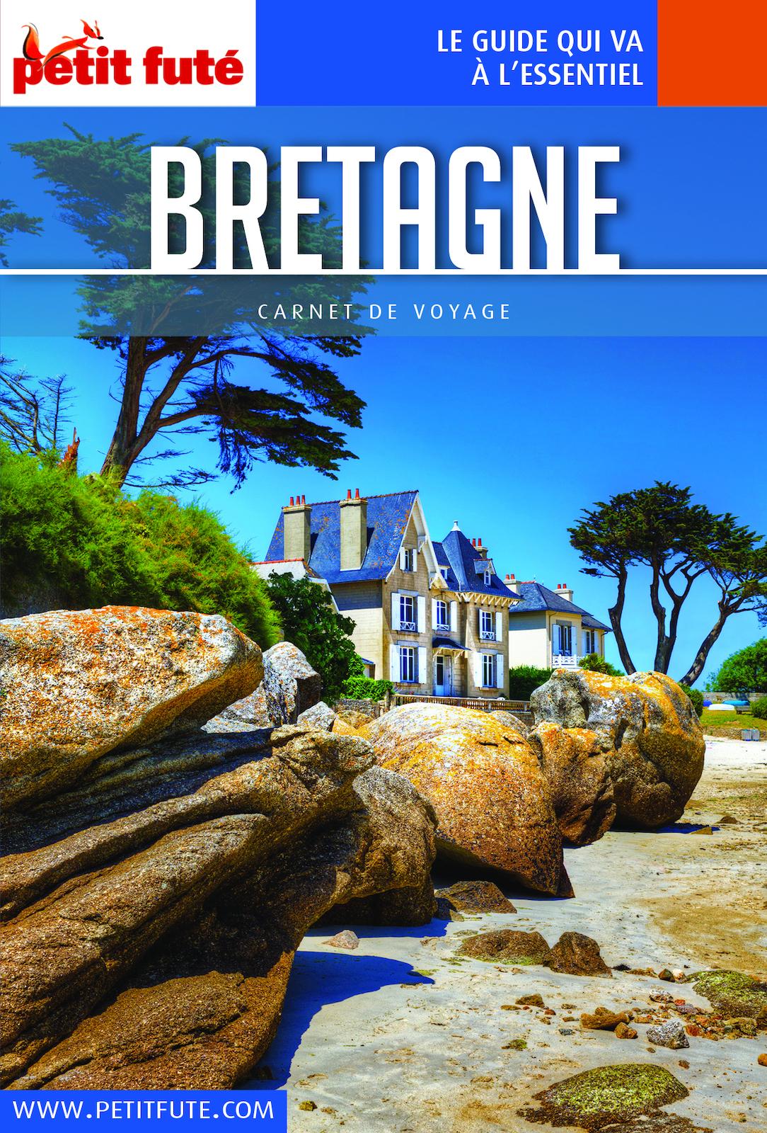 BRETAGNE 2019 Carnet Petit ...