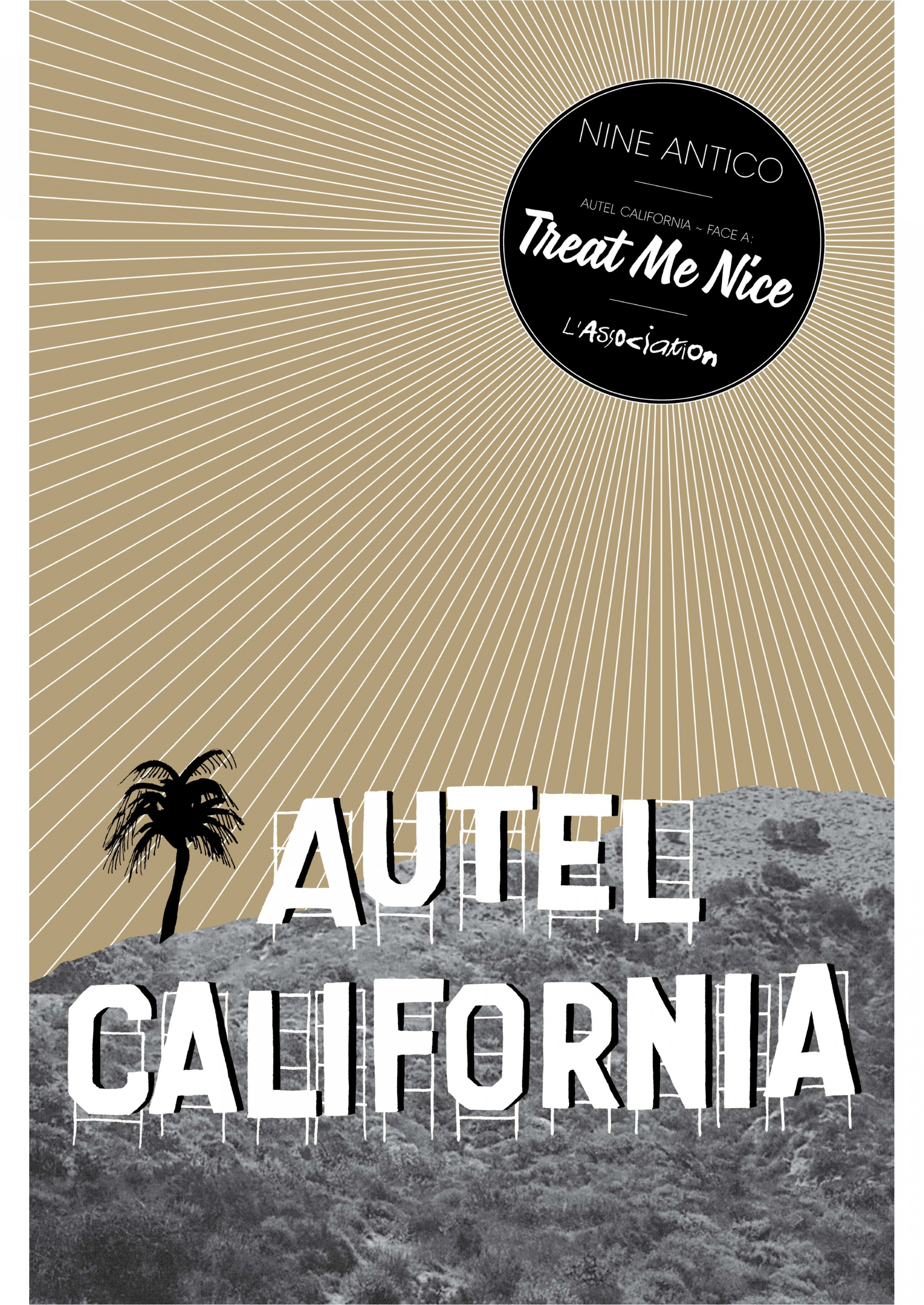 Autel California Face A : T...
