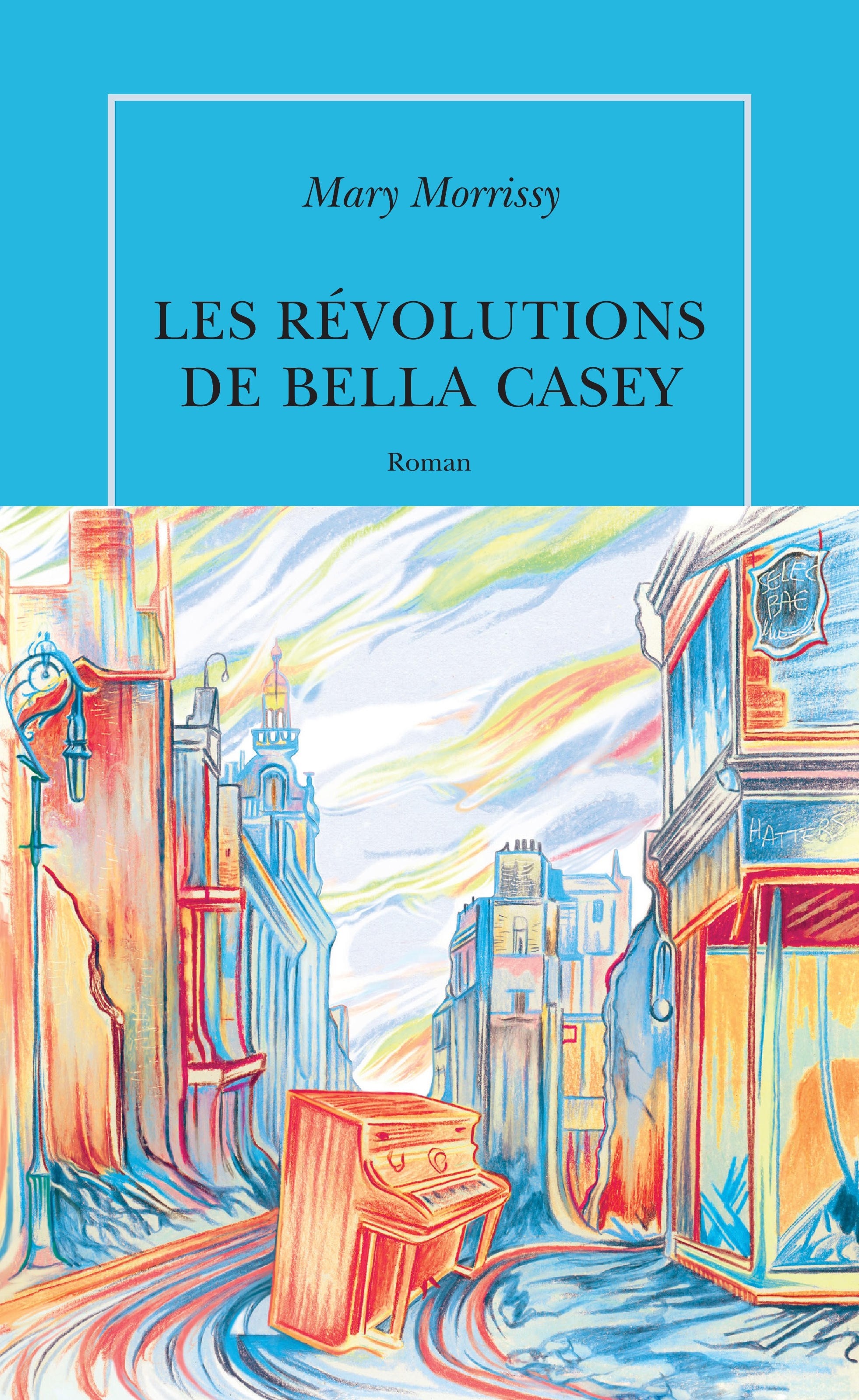 Les Révolutions de Bella Casey