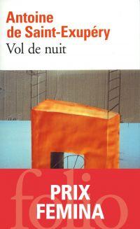 Vol de nuit | Saint-Exupéry, Antoine de. Auteur
