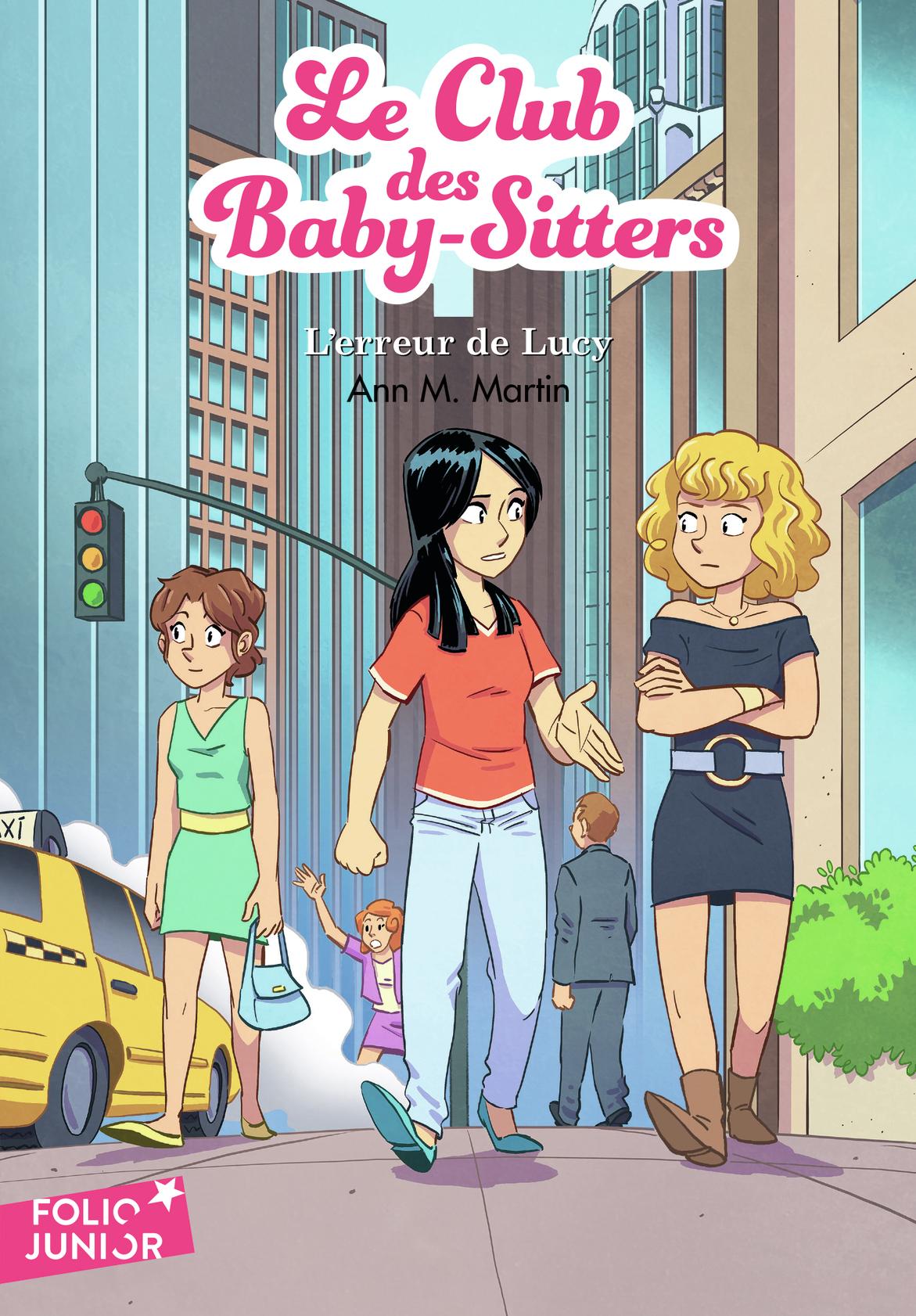 Le Club des Baby-Sitters (Tome 18) - L'erreur de Lucy