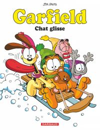 Image de couverture (Garfield - Tome 65 - Chat Glisse)