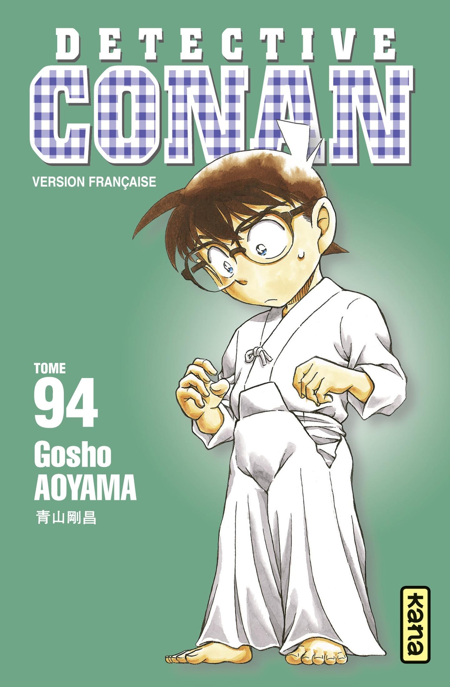 Détective Conan, tome 94