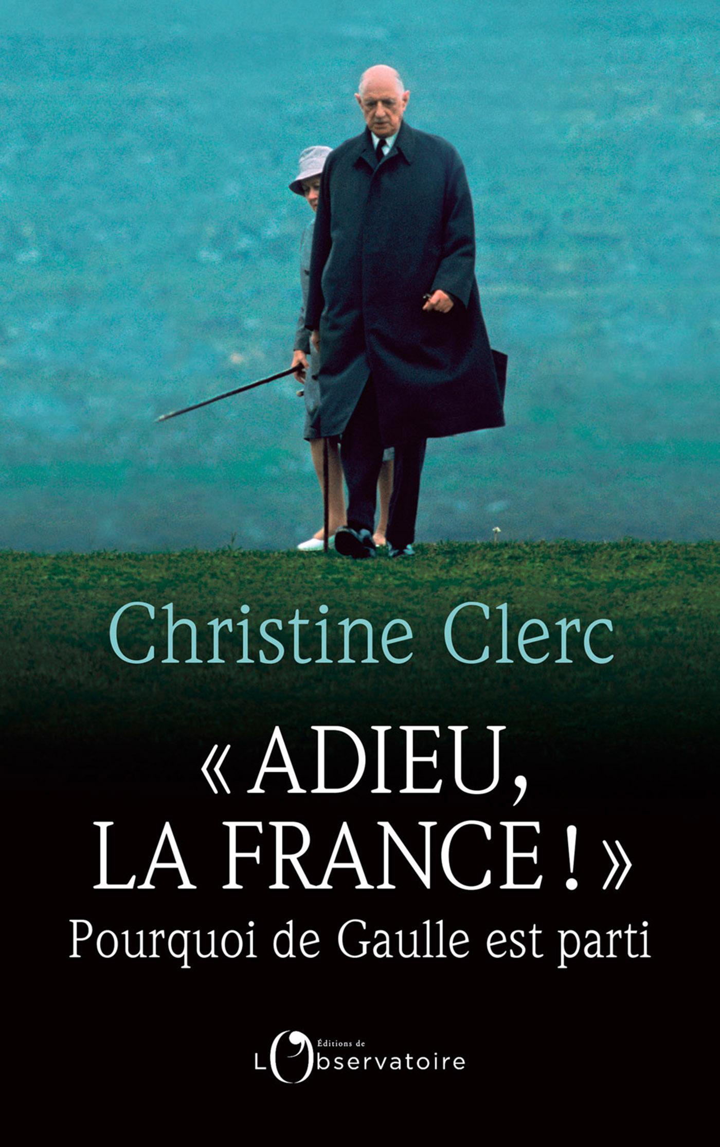 Adieu la France ! Pourquoi ...