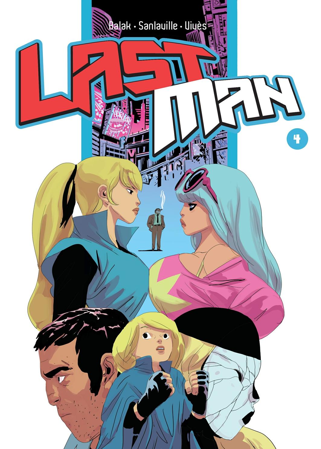 Lastman (Tome 4) | Balak,