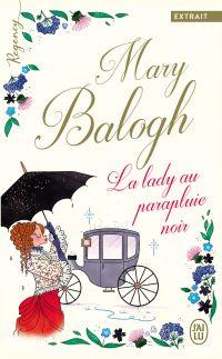 La lady au parapluie noir (...