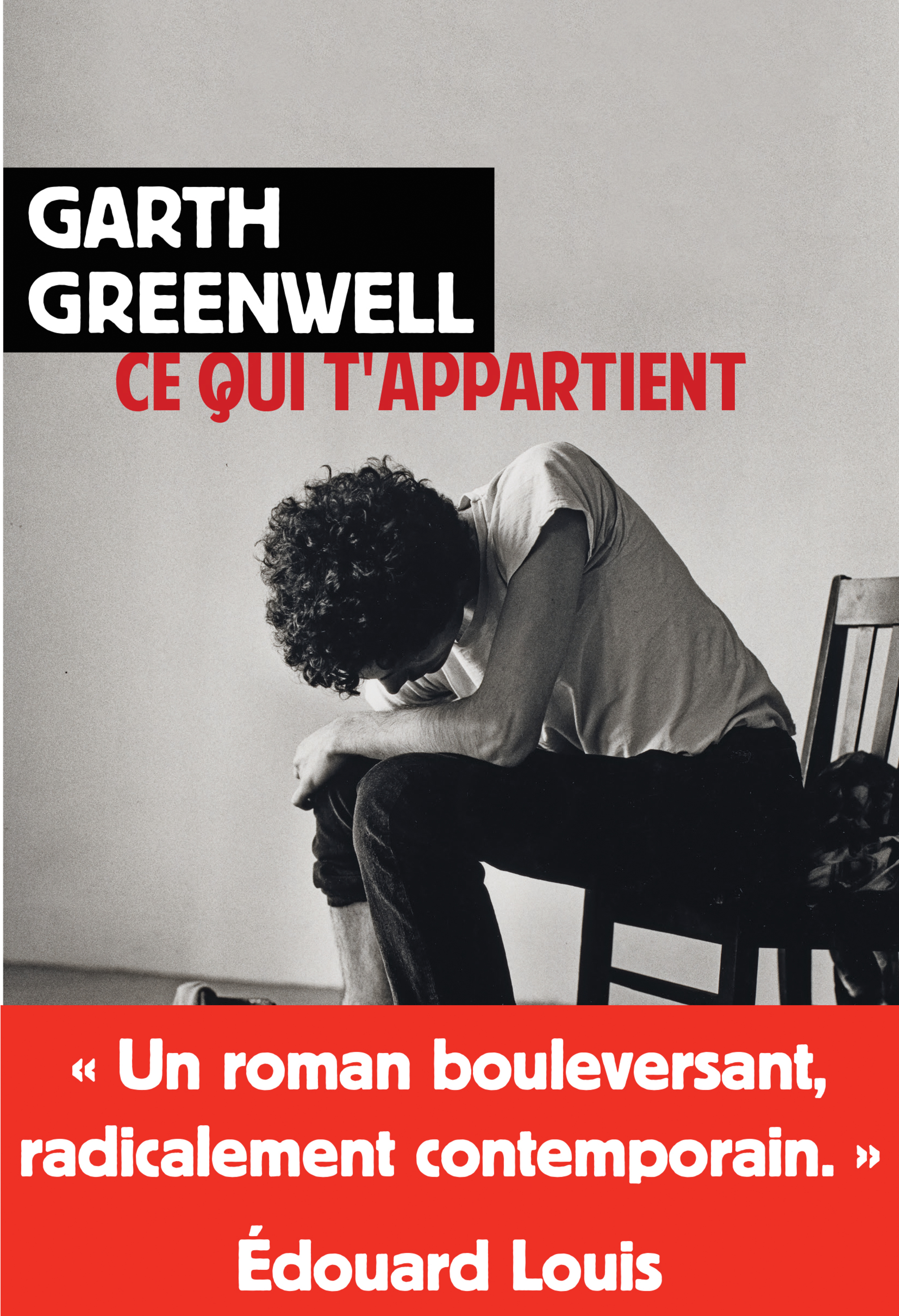 Ce qui t'appartient | Greenwell, Garth