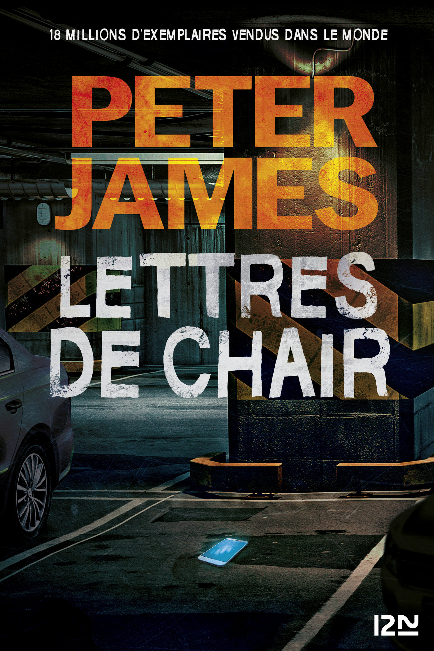 Lettres de chair | JAMES, Peter