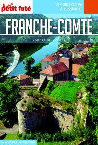 FRANCHE COMTÉ 2019/2020 Carnet Petit Futé | Auzias, Dominique. Auteur