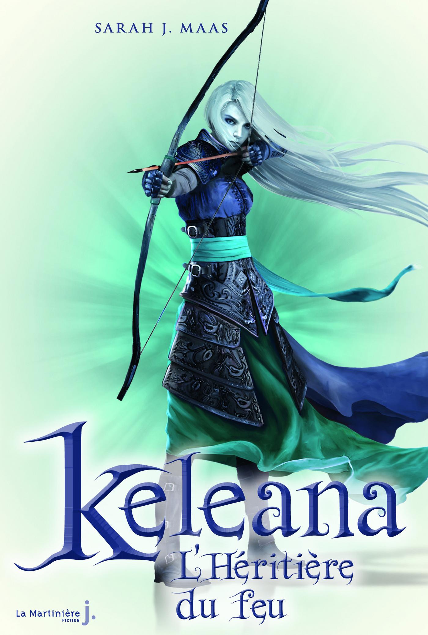 L'Héritière du feu. Keleana...